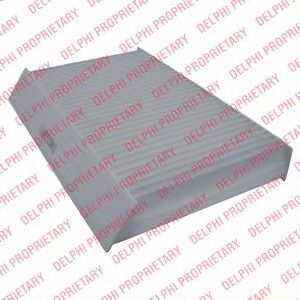 DELPHI RENAULT Фильтр салона Megane III 08- DELPHI TSP0325315