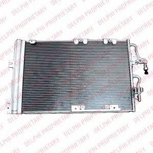 Радиатор кондиционера DELPHI TSP0225667