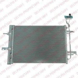 Радиатор кондиционера DELPHI TSP0225682