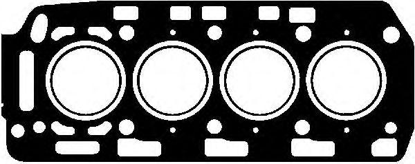 Прокладка, головка цилиндра  арт. 612768510