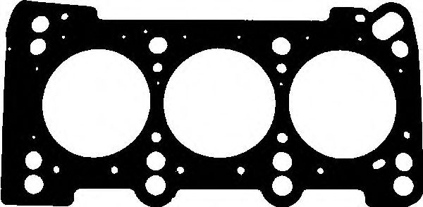 Прокладка головки VAG 2.5TDI AFB/AKN (3 CYL) 1.1mm REINZ 613414500