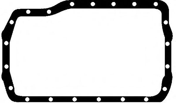 Прокладка, масляный поддон  арт. 711297200