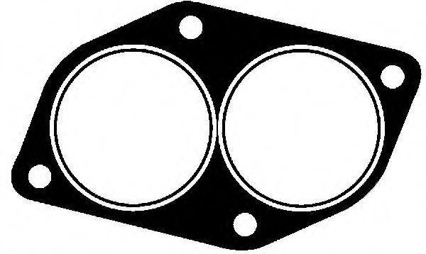 Прокладка двигуна металева  арт. 712586500