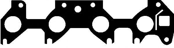 Прокладка впускной коллектор AVEO 1,5   арт. 712930200