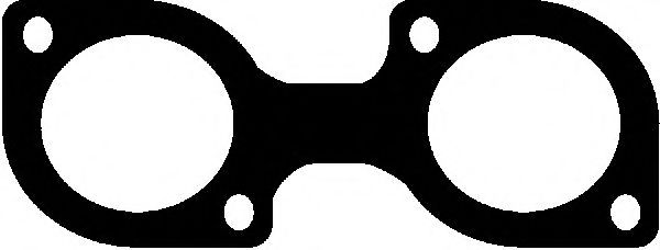 Прокладка выпускного коллектора  арт. 713183610