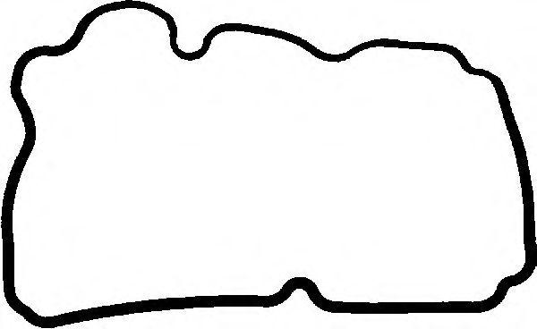 Прокладка, крышка головки цилиндра  арт. 715313700