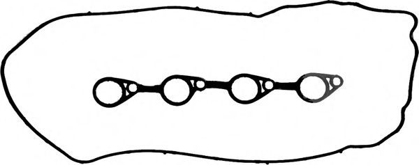 К-кт прокладок крышки клапанов  арт. 155406401