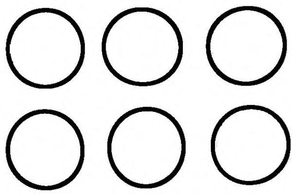 Комплект прокладок впускного коллектора  арт. 113713301