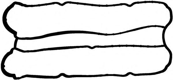Прокладка крышки клапанов  арт. 713808600