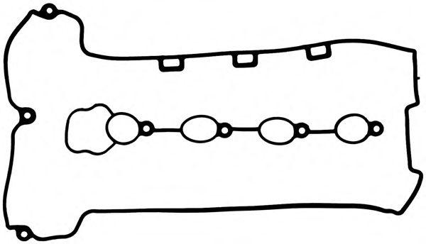 Комплект прокладок гумових  арт. 154082201