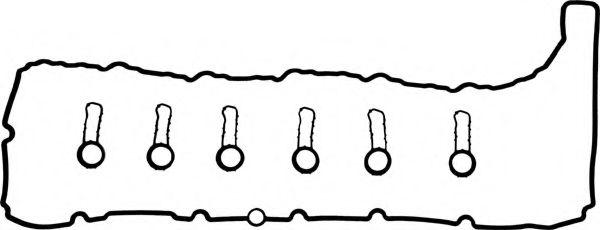 Комплект прокладок, крышка головки цилиндра  арт. 154128801