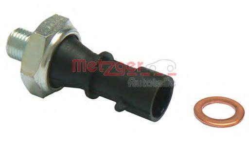 Клапан давления масла Датчик тиску оливи METZGER арт. 0910018