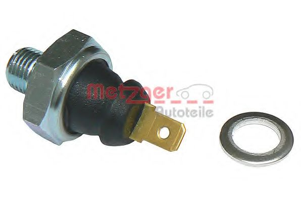 Клапан давления масла Датчик тиску оливи METZGER арт. 0910019