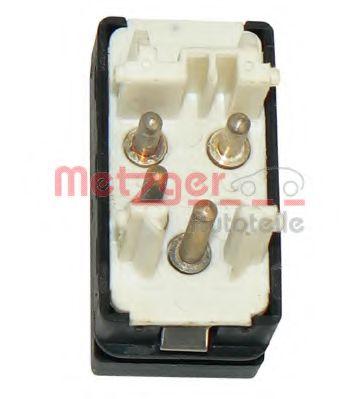 Выключатель, стеклолодъемник, Выключатель, сдвигаемая панель  арт. 0916040