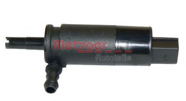 Насос омывателя фар Водяной насос, система очистки фар METZGER арт. 2220023