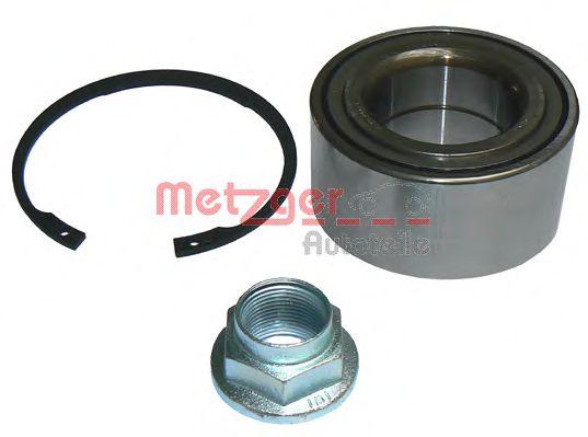 Комплект подшипника ступицы колеса  арт. WM17440