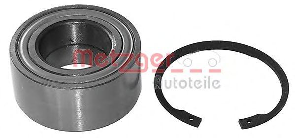 Комплект подшипника ступицы колеса  арт. WM974