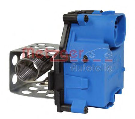 Блок управления вентилятором реле вентилятора радиатора C/P >OPR 0.8 METZGER арт. 0917052