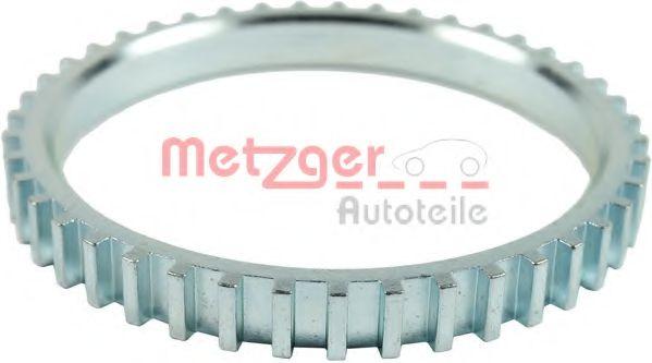 Система АБС Зубчатый диск импульсного датчика, противобл. устр. METZGER арт. 0900159