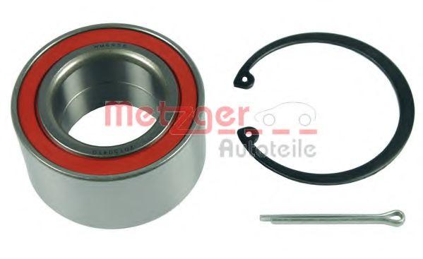 Комплект подшипников колеса  арт. WM6956