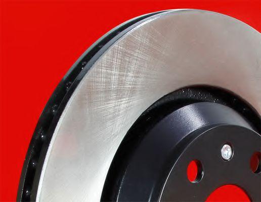 Тормозной диск  арт. 6110693