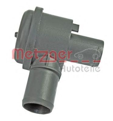Клапан давления наддува Клапан управління тиском METZGER арт. 2385025