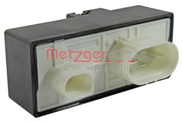 Блок управления вентилятором Блок управління вентилятором пічки METZGER арт. 0917170