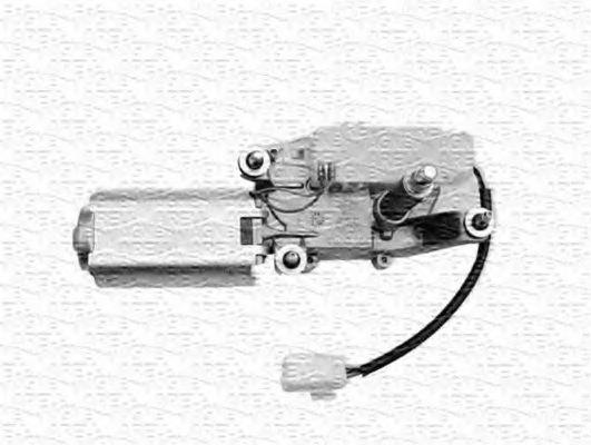 Мотор склоочисника MAGNETIMARELLI 064343021010