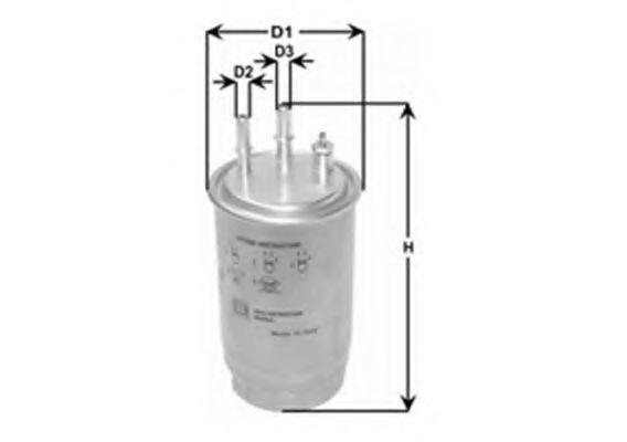 Топливный фильтр  арт. 153071760155