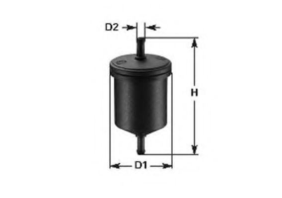 Топливный фильтр  арт. 153071760195