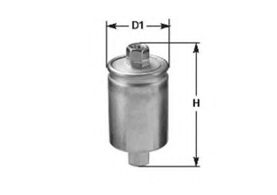 Топливный фильтр  арт. 152071760856