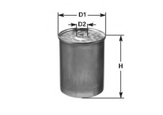 Топливный фильтр  арт. 152071760791