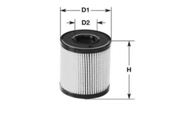 Масляный фильтр  арт. 152071758833