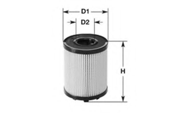 Масляный фильтр  арт. 152071760871