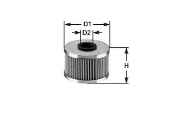 Масляный фильтр  арт. 152071758803