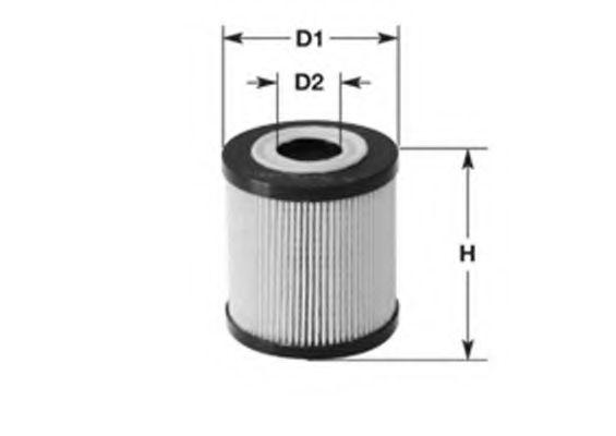 Масляный фильтр  арт. 152071758830