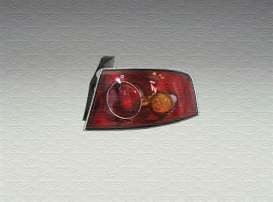 Панель заднего фонаря Держатель лампы, эадний фонарь MAGNETIMARELLI арт. 714098290518