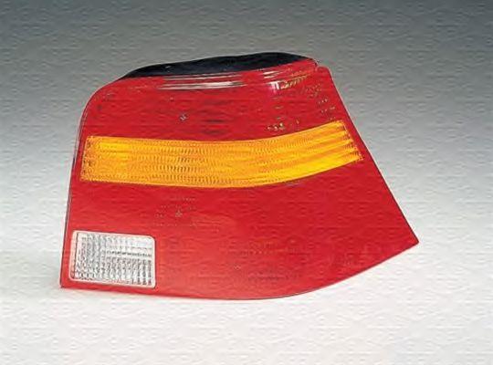 Панель заднего фонаря Держатель лампы, эадний фонарь MAGNETIMARELLI арт. 712377408469