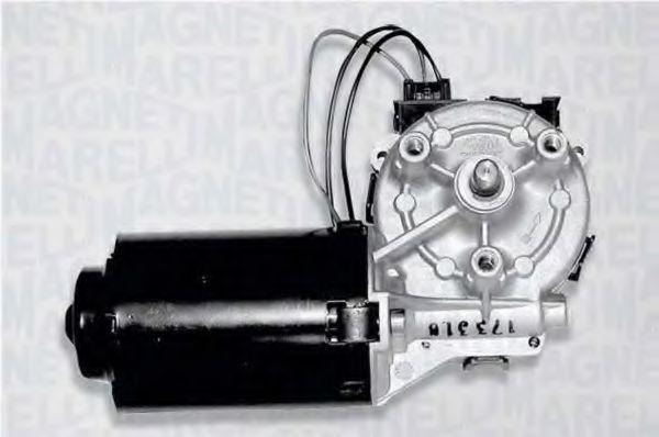 Двигатель стеклоочистителя  арт. 064342403010