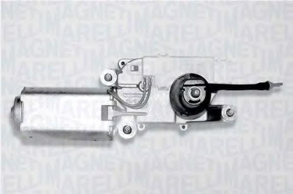 Двигатель стеклоочистителя  арт. 064343002010